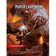 Wizards RPG Team Dungeons & Dragons Player's Handbook (Core Rulebook, D&d Roleplaying Game)
