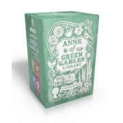 Anne of Green Gables Library, Paperback