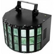 EuroLite LED effect light Eurolite Mini D-5 No. of LEDs:6 x 3 W