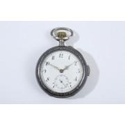 Bicí kapesní hodinky zdobené tulou