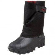 Tundra Teddy 4 Boot (Toddler/Little Kid),Black/Red,7 M US Toddler