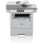"""Brother multifunctionals 10.16 cm (4 """") 1 - Netwerk laserprinter 50 ppm - 1 GB - flatbed copier - LCD kleuren touchscreen - kleurenscanner - fax - Wireless"""