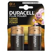 TORCIA D PLUS POWER - BLISTER 2 BATTERIE LR20/MN1300-MELDU0400