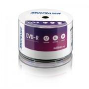 Midia DVD -R Vel. 08X - 50 Un. Shrink P.Plus Multilaser DV050PP DV050PP