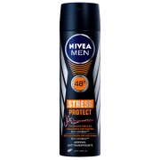 Desodorante Aerosol Nivea For Men Stress Protect 150ml