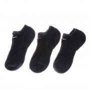 ナイキ NIKE ソックス 3P コットン クッション ノーショウ ソックス モイスチャー マネジメント SX4702001 靴下 レディース
