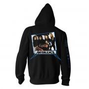 sweat-shirt avec capuche pour hommes Metallica - Garage OG - NNM - RTMTLZHBGOG