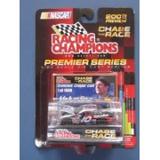 Racing Champions 2002 Chase the Race Chrome Chase Car 1 of 1500 # 10 Valvoline