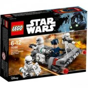 Конструктор ЛЕГО СТАР УОРС - Боен пакет с транспортьор на First Order, LEGO Star Wars, 75166