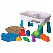 Kinetic Sand Set Tavolo Gioco Castello di Sabbia Cinetica 6031658