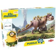 Puzzle Minions 200 piese Tactic