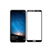 Folie Sticla Tempered Glass Huawei Mate 10 Lite Black 5D Full Glue