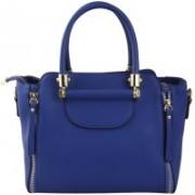 VANDEU 8207 Blue Hand-held Bag