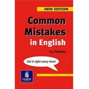 Common Mistakes in English New Edition by T. J. Fitikides