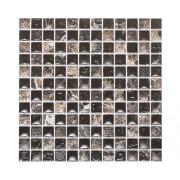 Placa portelanata Mosaico Petra 10 30x30 cm