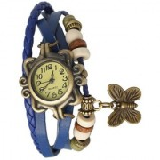 Mr Blue Analog Watch for wome s