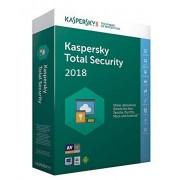 Kaspersky Lab Kaspersky Total Security 2018 Multi-Device, 3 Geräte - 2 Jahre, Download