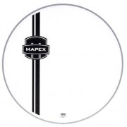 """Mapex 20"""""""" BD Front Head White UC"""
