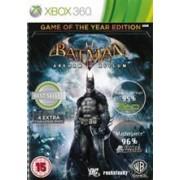 Batman Arkham Asylum Game Of The Year Edition Xbox360