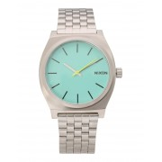 ユニセックス NIXON A045 TIME TELLER 腕時計 ライトグリーン
