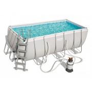 Bazén Power Steel 412 x 201 x 122 cm s příslušenstvím B Bestway