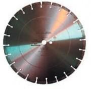 Disc diamantat pentru beton - Ø 350 NL - Omega