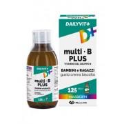 Marco Viti Farmaceutici Spa Massigen Dailyvitpiu' Multib Plus Sciroppo 125 Ml
