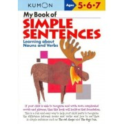 My Book of Simple Sentences: Learning about Nouns and Verbs, Paperback