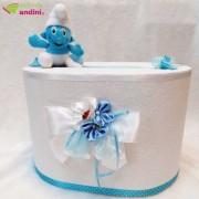Cutie Dar Botez Lovely Smurf