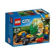 AUTOMOBIL DE JUNGLA - LEGO (60156)