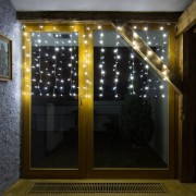 Siatka świetlna LED, HOBBY LINE - 2x1 m, zimna biel 100 diod