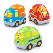 VTech Go! Go! Smart Wheels - Everyday Vehicles 3-pack