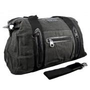 Lehká cestovní taška 3071-1 černá