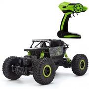 KP Sales Rock Crawler 1:18 Scale 4WD 2.4Ghz 4 x 4 Rally Racing Car Remote Control Mini Rocking Car