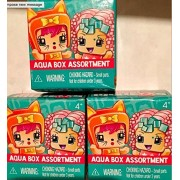 NEW 2016 My Mini MixieQ's Mystery Aqua Box Assortment (2 pack box) -Three Mini Boxes