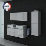 Distribain Meubles salle de bain DIS026-1300B blanc