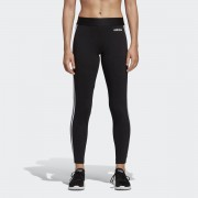 Adidas Performance Leggings com 3 listas, CorePreto- S