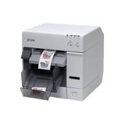 Impresora Epson TM-C3400 Securcolor 104mm/ USB/ Blanco