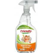 Odplamiacz i eliminator zapachów, 650 ml- Friendly Orrganic
