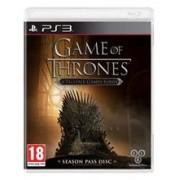 Game of Thrones A Telltale Games Series Season Pass Disc PS3