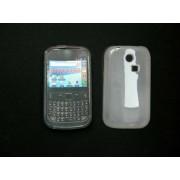 Husa Silicon Samsung S3350/S3353, transparenta