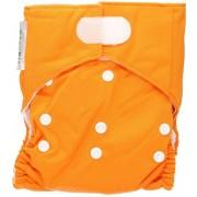 EasyPu Waschbare Windeln - Orange
