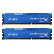Kingston HyperX Fury Blue DDR3 1600 PC3-12800 8GB 2x4GB CL10