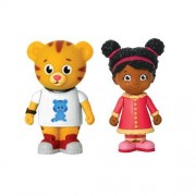 Daniel Tigers Neighborhood Daniel Tiger and Miss Elaina Figures