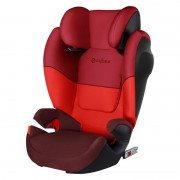 Cybex autosjedalica Solution M-Fix SL Rumba red
