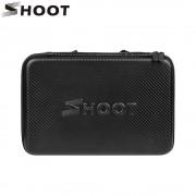 SCHIETEN L/M/S Actie Camera Waterdichte EVA Storage Case voor GoPro Hero 6 5 4 Sessie SJCAM Xiaomi Yi 4 K Eken h9 Gaan Pro Accessoire