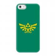 Nintendo The Legend Of Zelda Hyrule Phone Case - iPhone 5/5s - Snap Case - Gloss