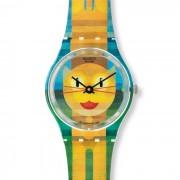 Ceas de mana original Swatch Bold Cat 2 GE231