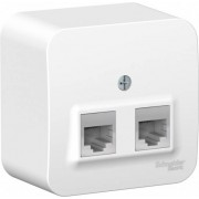 Schneider Electric Компьютерная розетка Schneider Electric Blanca BLNIA045111 Белый