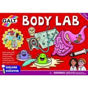 Set experimente Galt Corpul uman Multicolor